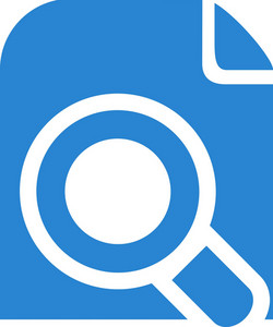 Search Document Simplicity Icon