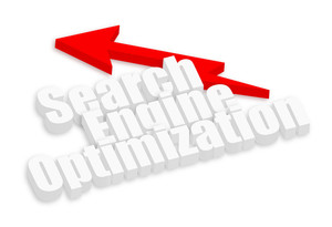 Search Engine Optimization 3d Text