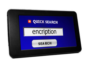 Search For Encription
