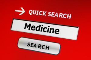 Search For Medicine