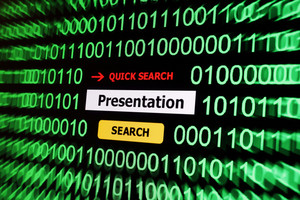 Search For Presentation