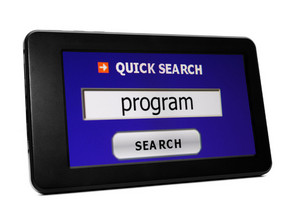 Search For Program
