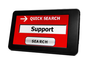 Search For Support