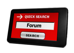 Search For Web Forum