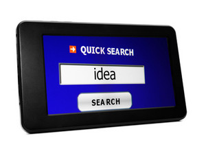 Search For Web Idea