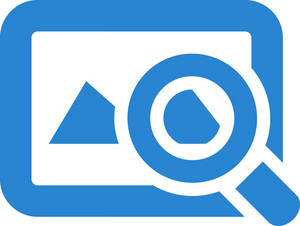 Search Images Simplicity Icon