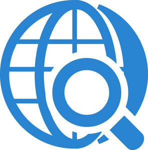 Search Network Simplicity Icon