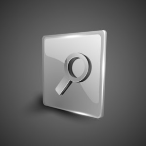 Search Symbol Icon Set.