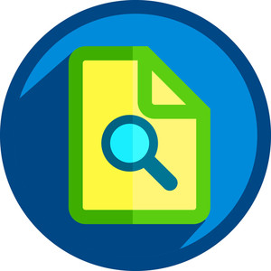 Searching File Icon