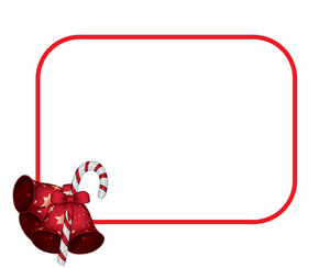 Seasonal Frame With Lots Of Copy Space
