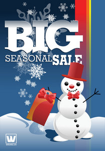 Seasonal Sale Design