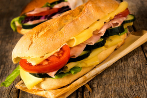 Big Submarine Sandwich