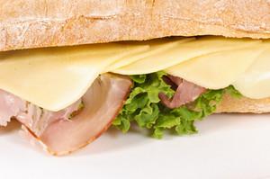 Cheese And Ham
