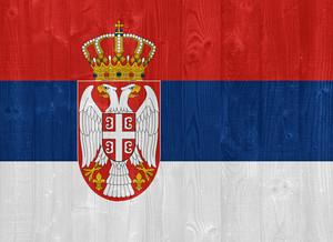 Serbia Flag