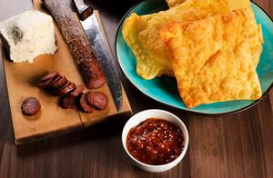 Serbian Breakfast
