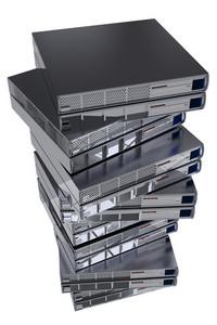 Servers Stock Pile