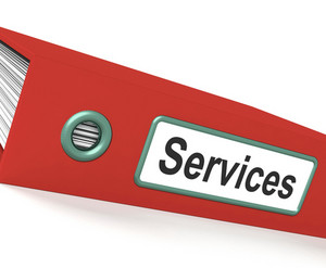Services File Contains Service Information