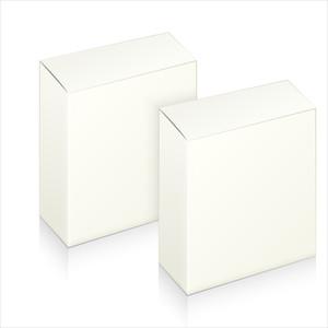 Set Of Two Cardboard Box