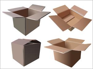 Set Of Vintage Boxes