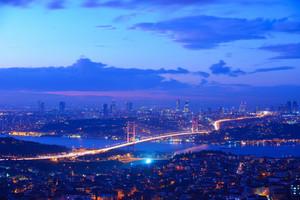 トルコイスタンブールボスポラス橋
