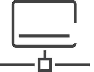 Share Minimal Icon