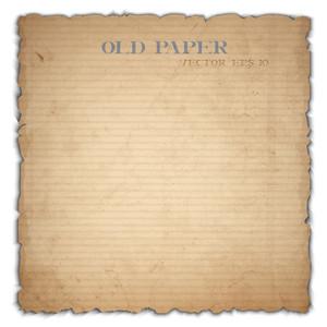 Sheet Of Old Cardboard