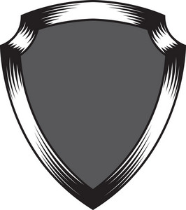 Shield Vector Element