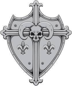 Shield Vector Element