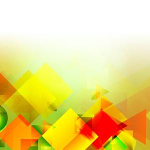 Shiny Colorful Wave Background