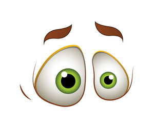 Shocked Eyes