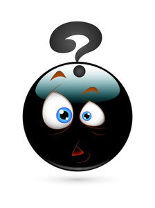 Shocked Smiley Face Expression Vector