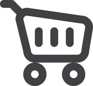 Shopping Cart Stroke Icon