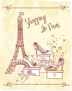 Shopping In Paris-