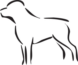 Short Tailed Dog.