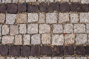 Sidewalk tiles background