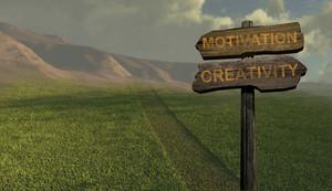 Sign Direction Motivation   Creativity