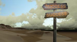 Sign Direction Success   Success