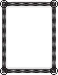 Simple Frame 26