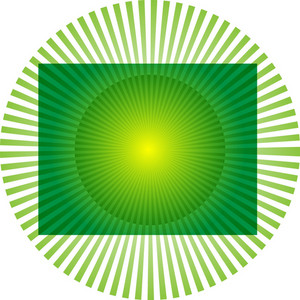 Simple Green Vector