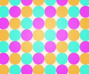 Simple Hipster Dots Texture