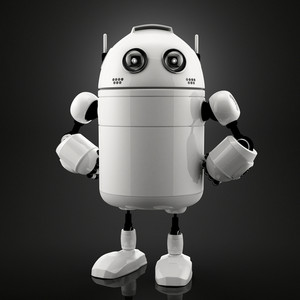 Single Standing Robot