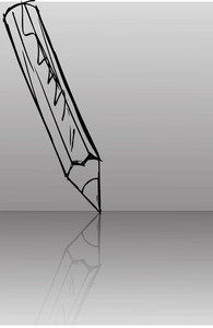 Sketch Of Pencils. Vector Illustration