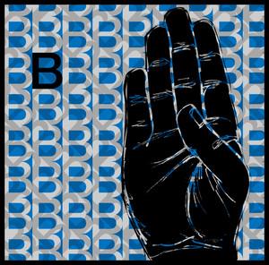 Sketch Of Sign Language Hand Gestures