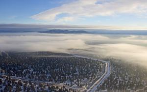Sky View Landscape