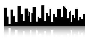 Skyline Silhouette Vector