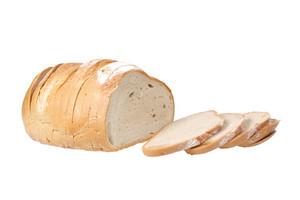 Sliced Loaf Of Bread