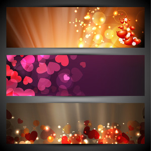 Small Hearts Background