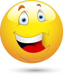 Smiley Vector Illustration