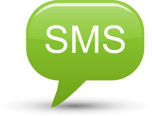 Sms Message Bubble Green Lite Communication Icon