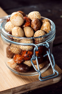 Snacks In The Jar
